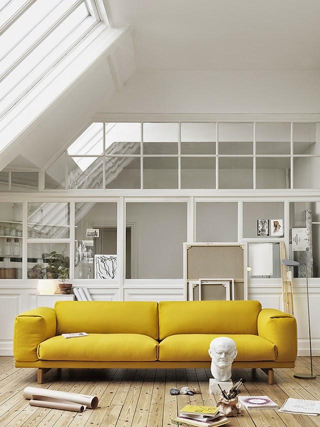 REST sofa| Muuto at C-More interieuradvies.blogspot.nl