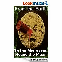 FREE From the Earth to the Moon and Round the Moon by Jules Verne