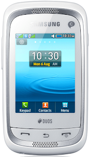 Samsung Champ Neo Duos GT C3262 Dual SIM Mobile