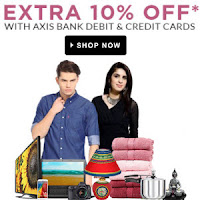 Flipkart: HDFC Credit and Debit Cards extra 7.5% off on Rs. 1499+ for Flipkart fashion sale offer