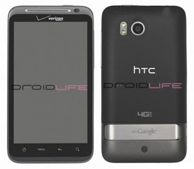 HTC ThunderBolt 4G Android