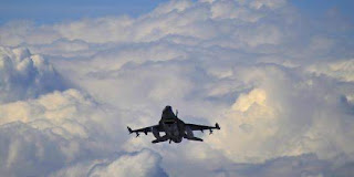 bintancenter.blogspot.com - Pesawat Tempur F-16 Punya Amerika Jatuh Di Perairan Jepang