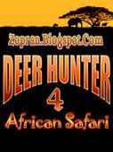deer hunter 4 african safari