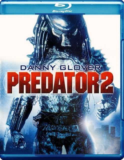 Predator 2 (1990) BluRay 720p 700Mb Mkv
