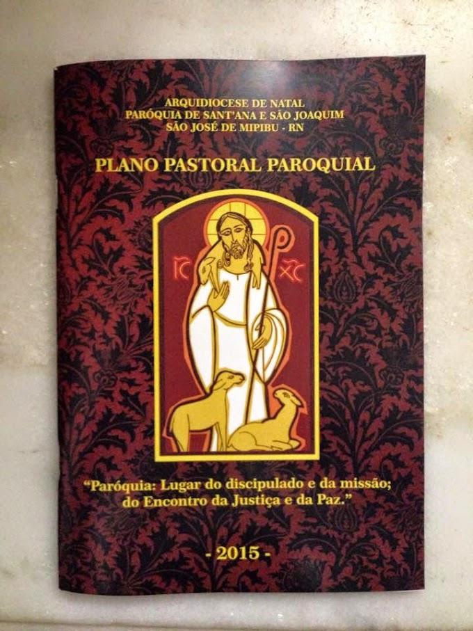 PLANO PASTORAL PAROQUIAL 2015