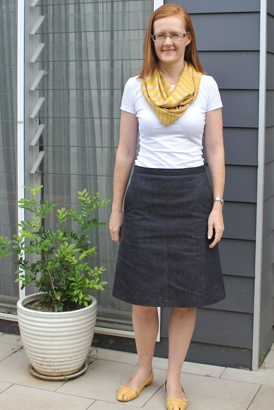 Burda-11-2012-#124-a-line-skirt