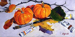 Pumpkin &amp; Paints