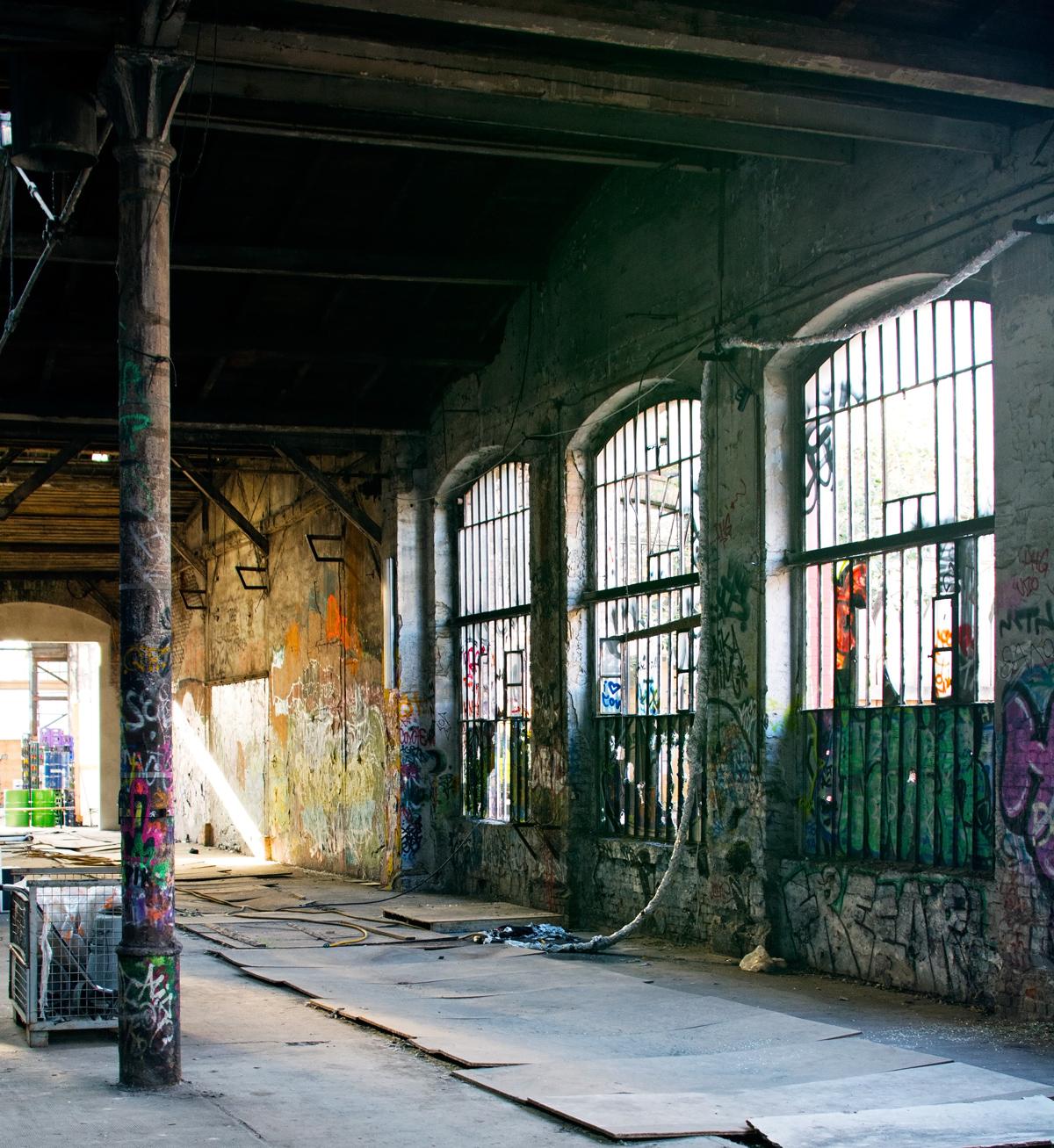 Inside Neueheimat