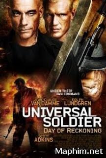Chiến Binh Trả Thù - Universal Soldier: Day Of Reckoning