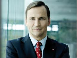 Radek Sikorski - Foreign Minister- Poland - Famous Polish Quotation