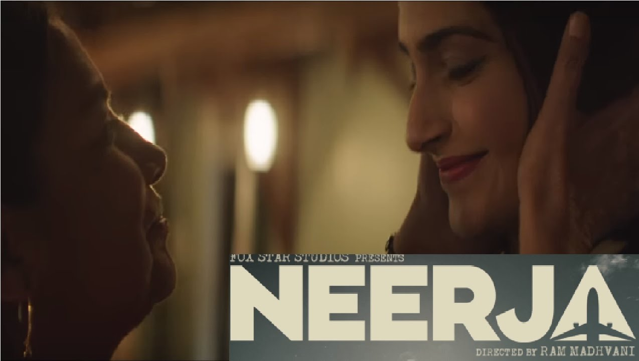Hot Sonam Kapoor Movies-Neerja