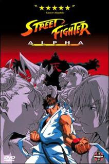 Street Fighter Alpha &#8211; DVDRIP LATINO