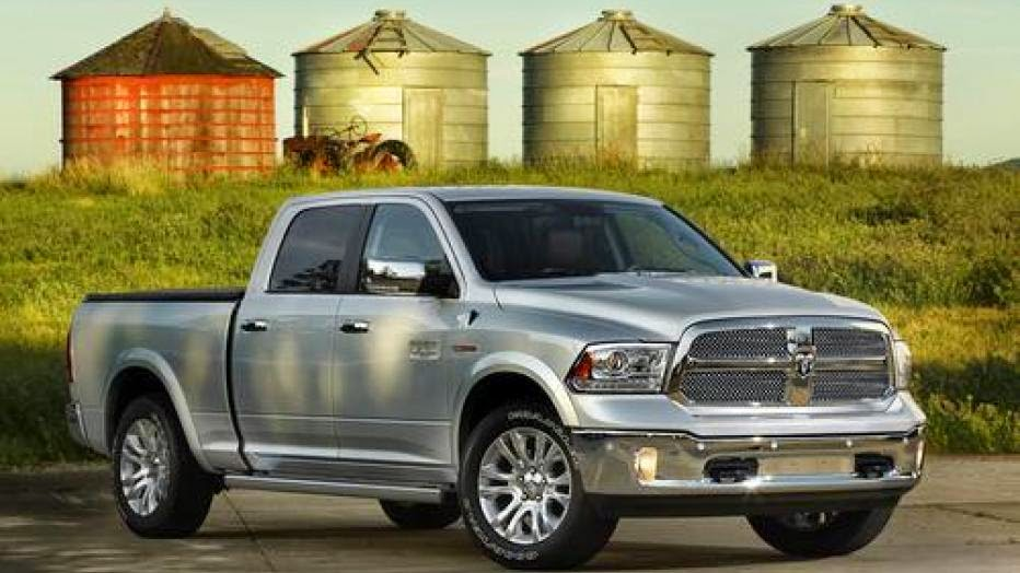 News - 2014 Ram 1500, 1500 EcoDiesel tow ratings announced