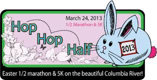 Hop Hop Half and 5k