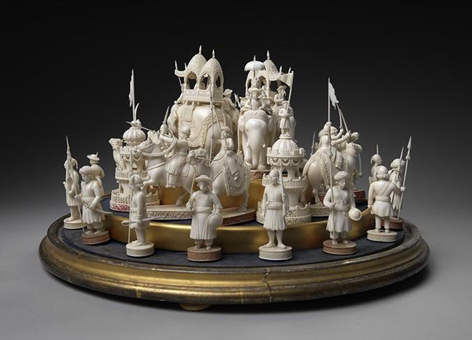Bensozia A Riot Of Chess Sets