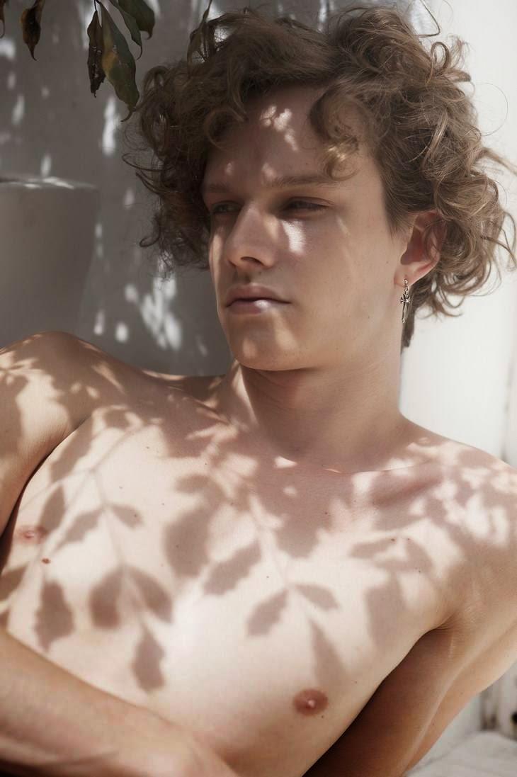 male model january 2015