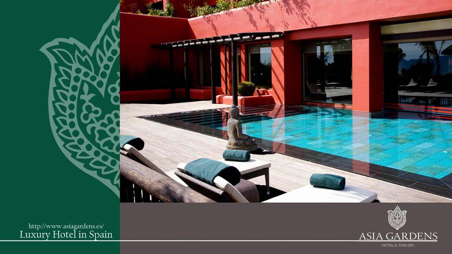 Hotel De Lujo Asia Gardens Luxury Spa Hotel Hotel De