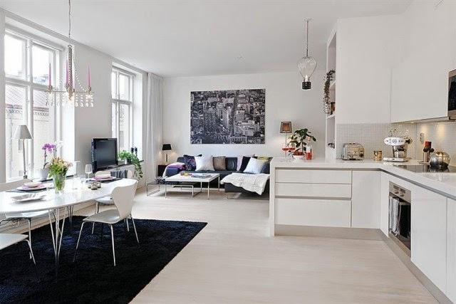 Decoraci n para apartamentos modernos decoraci n de for Decoracion apartamentos modernos