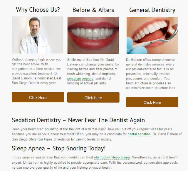 top dental health & beauty center in San Diego