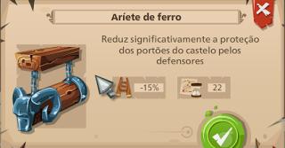arriete de ferro