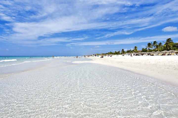 Varadero Cuba Best Beaches Of Varadero Cuba