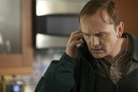Compliance Pat Healy as Officer Daniels