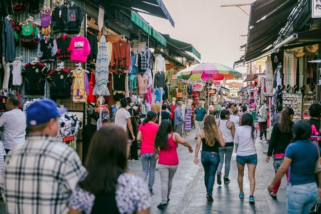 The Santee Alley: How to Lease Space in Santee Alley