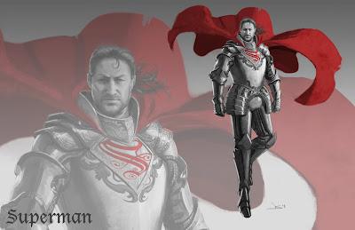 Medieval Superman