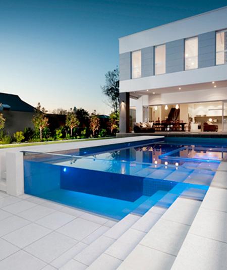 piscina transparente On piscina transparente