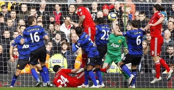 Liverpool vs Manchester United 22 Maret 2015