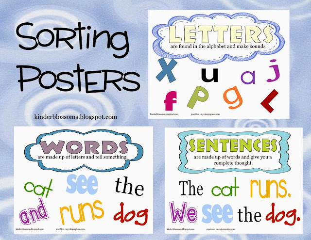 Print Concepts Letters And Words