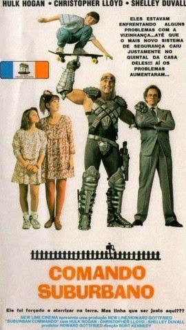 Comando Suburbano – Dublado (1991)