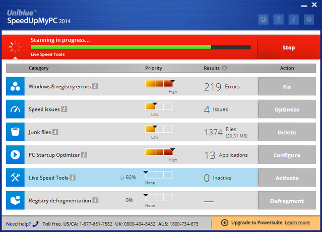 Uniblue SpeedUpMyPC 2014 6.0.3.3+ Crack Latest Download Free Full Version.