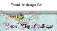 I Design for Paper Play Challenge!!