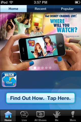WATCH Disney Channel Free App Game