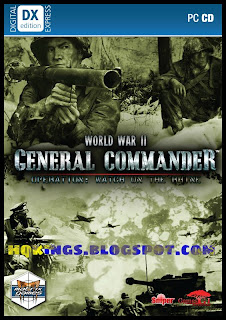 World War II General Commander PC