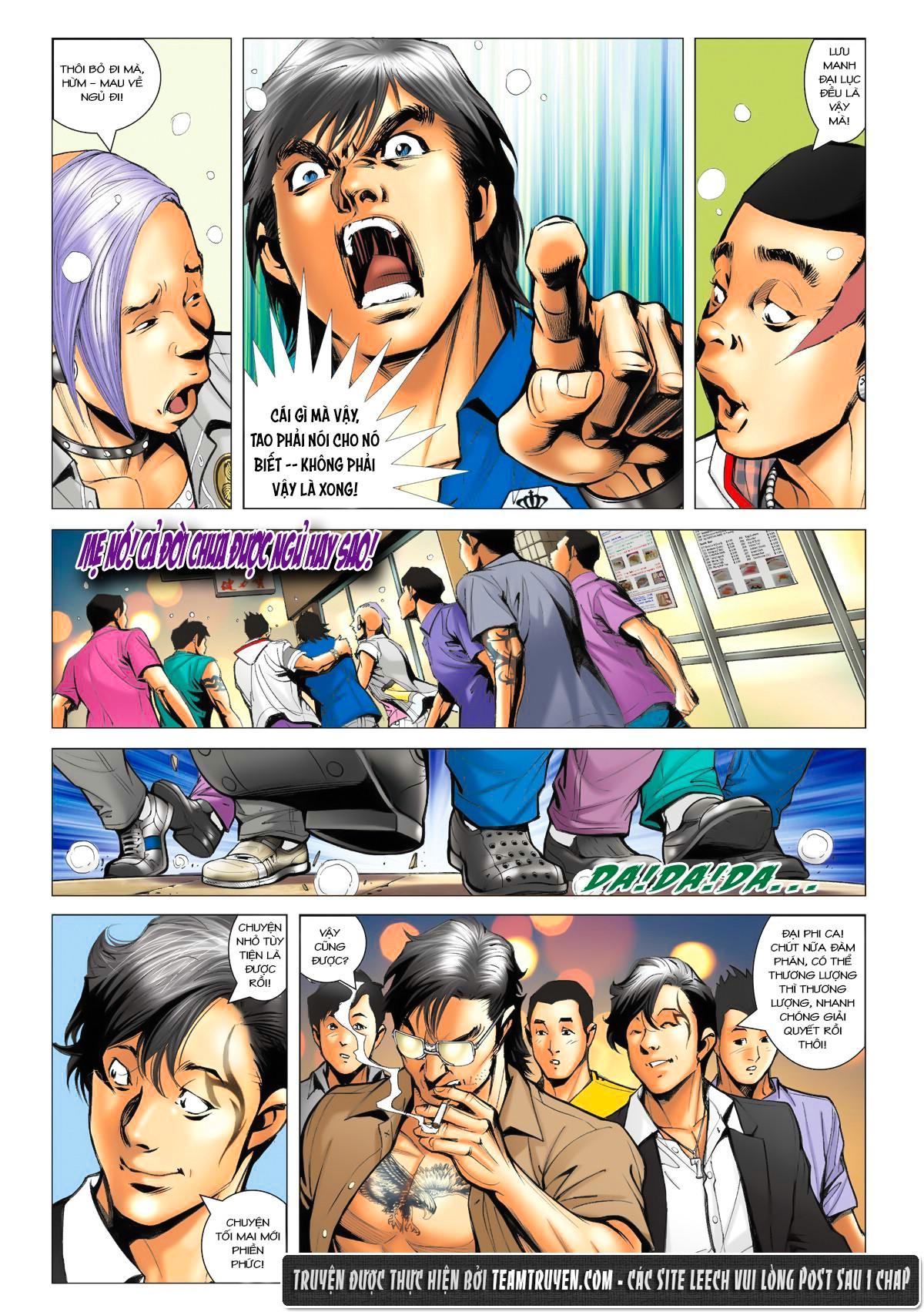 Người Trong Giang Hồ Chap 1534 - Next Chap 1535