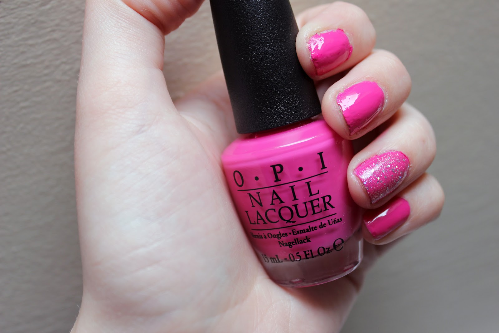 Melissa knows best.: OPI - Kiss Me On My Tulips Review