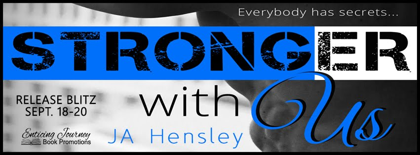 Stronger With Us Release