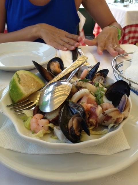 Il blog di pupottina il mare anche a tavola - Il mare in tavola ...