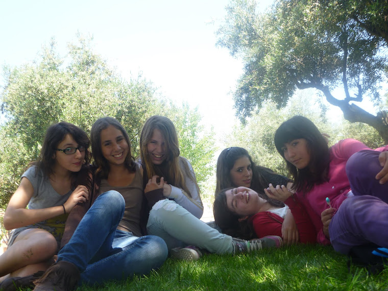 Mis chicas.