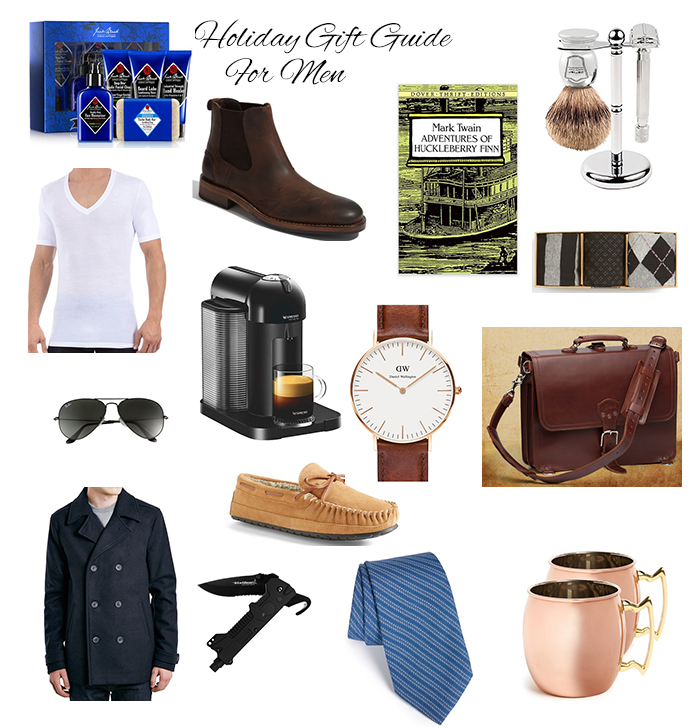 holiday gift guide for men, holiday gift ideas for men, holiday gift guide