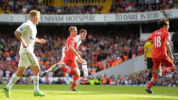 Premier League: Tottenham Hotspur v Southampton 04/05/2013