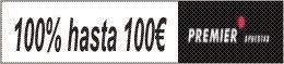 Premier Apuestas - hasta 100€ gratis