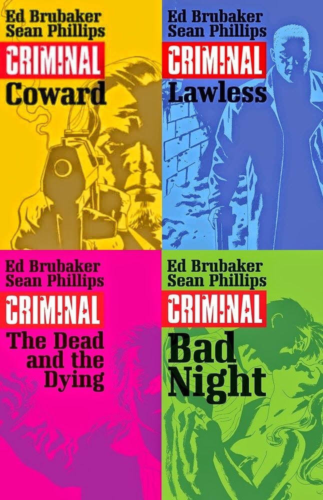 13364fbd412 ... but the Criminal Special Edition one-shot was nevertheless a  significant interruption in the usual output of creator-owned comics by Ed  Brubaker