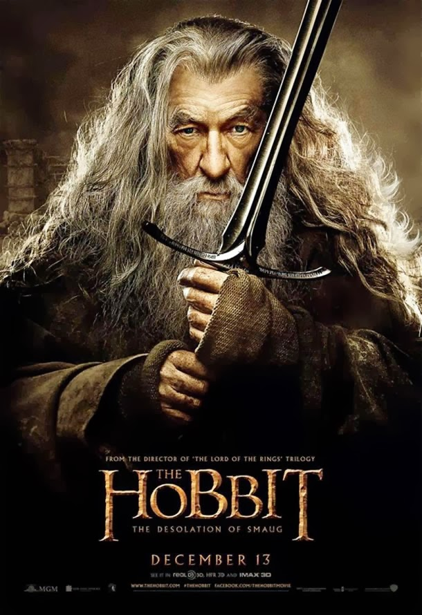 Download - O Hobbit: A Desolação de Smaug - Dublado (2013)