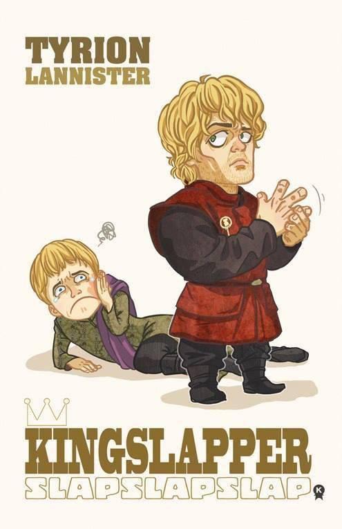 Tyrion lannister abofetearreyes - Juego de Tronos en los siete reinos