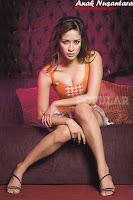Foto Anne Rara di Majalah Popular