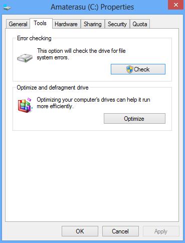 Mempercepat Kinerja Komputer Dengan Disk Defragmenter 3