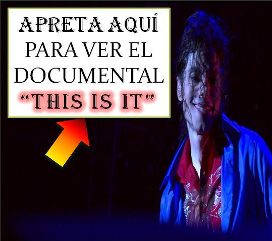 THIS IS IT EL DOCUMENTAL